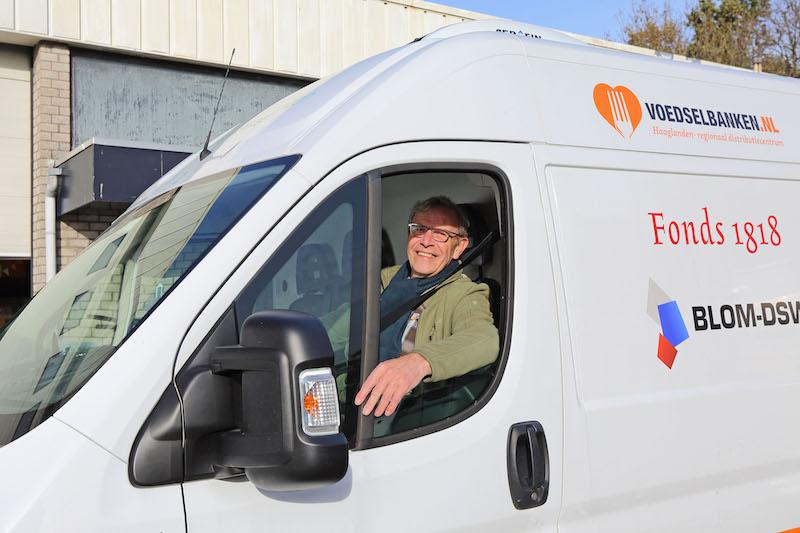 voedselbank chauffeur vacature vrijwilligerswerk den haag haaglanden